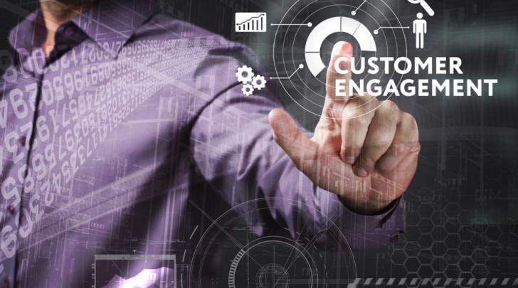 designer pointing to customer engagement through design intelligence