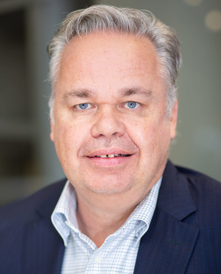 Rick Christiaanse, Chief Commercial Officer, Skidmore Group