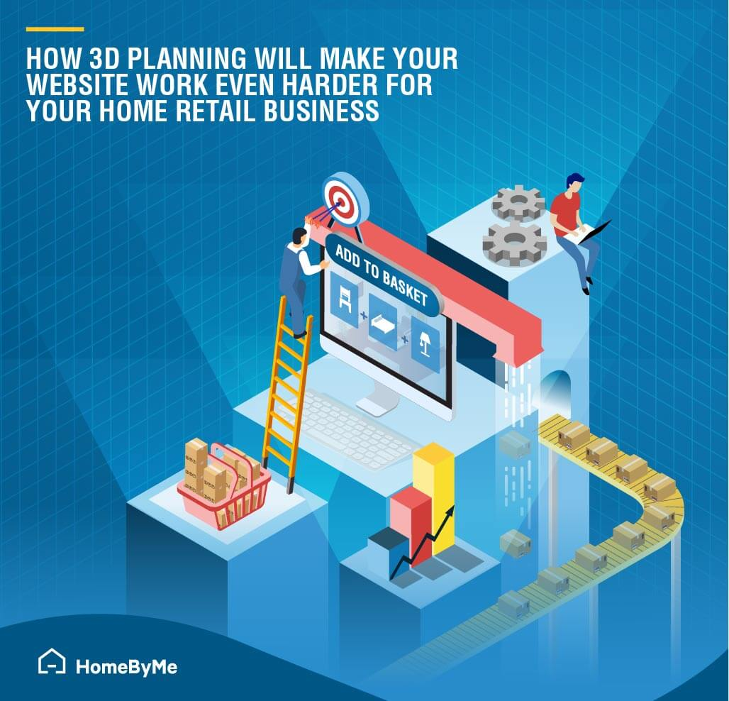 How 3D planning will make your website work even harder for your home retail business