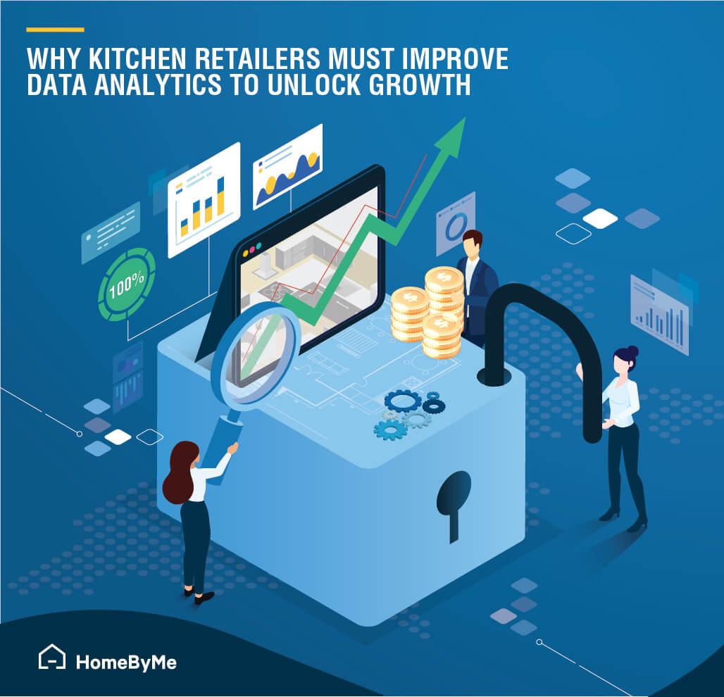 Why kitchen retailers must improve data analytics to unlock growth