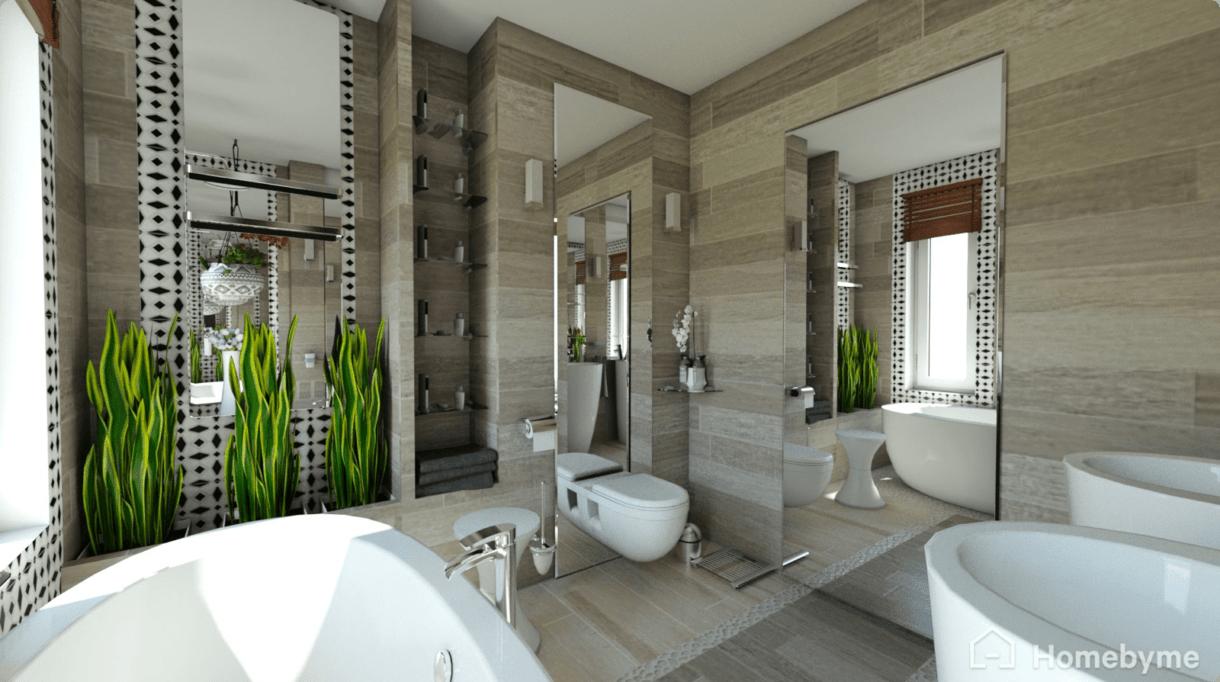 So gestalten Sie Ihr Badezimmer neu   HomeByMe for Customers