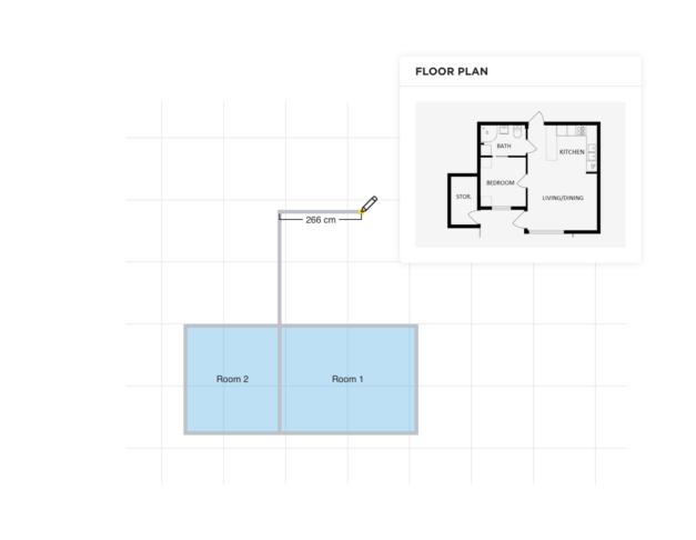 Drawing Floor Plan HomeByMe
