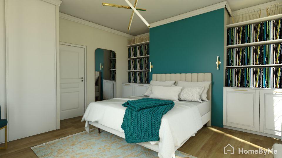 Bedroom Glam decor ideas - HomeByMe